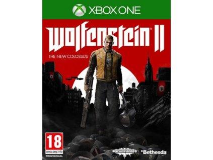 WOLFENSTEIN II THE NEW COLOSSUS