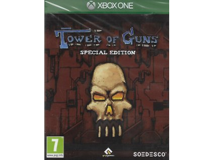 TOWER OF GUNS SPECIAL EDITION
