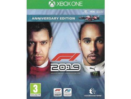 F1 2019 FORMULA 2019