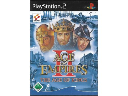 AGE OF EMPIRES II THE AGE OF KINGS