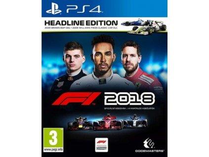 F1 2018 FORMULA ONE 2018