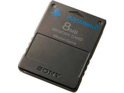 PS2 MC 8MB