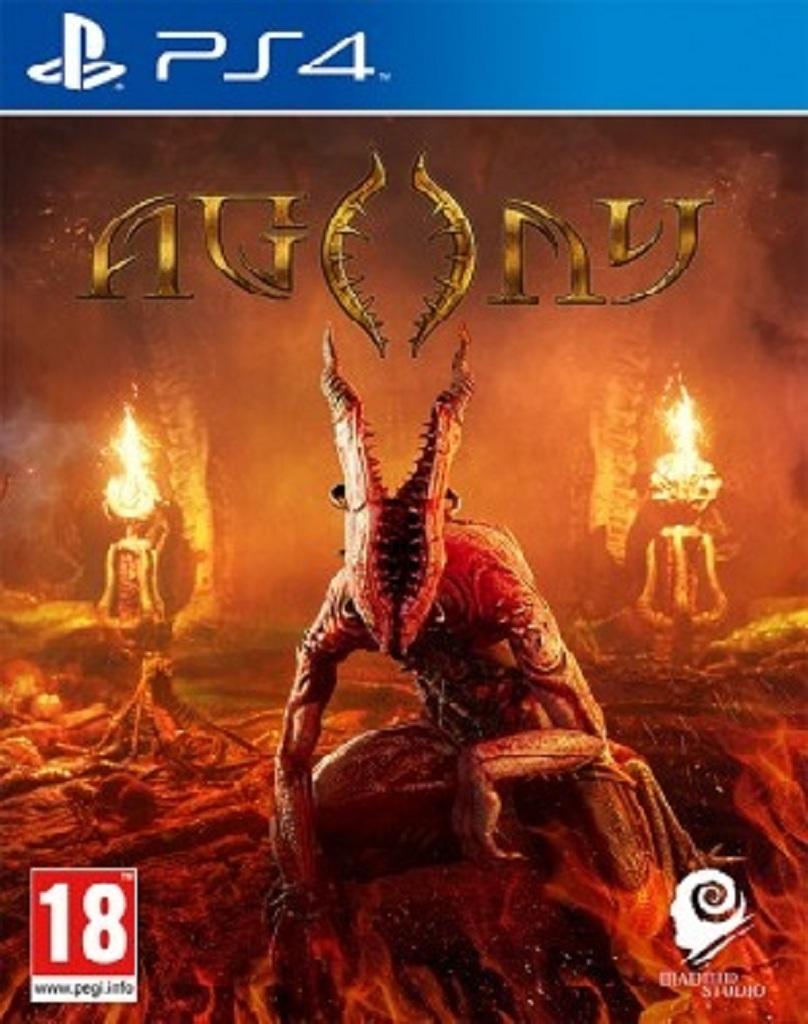 AGONY (PS4 - bazar)