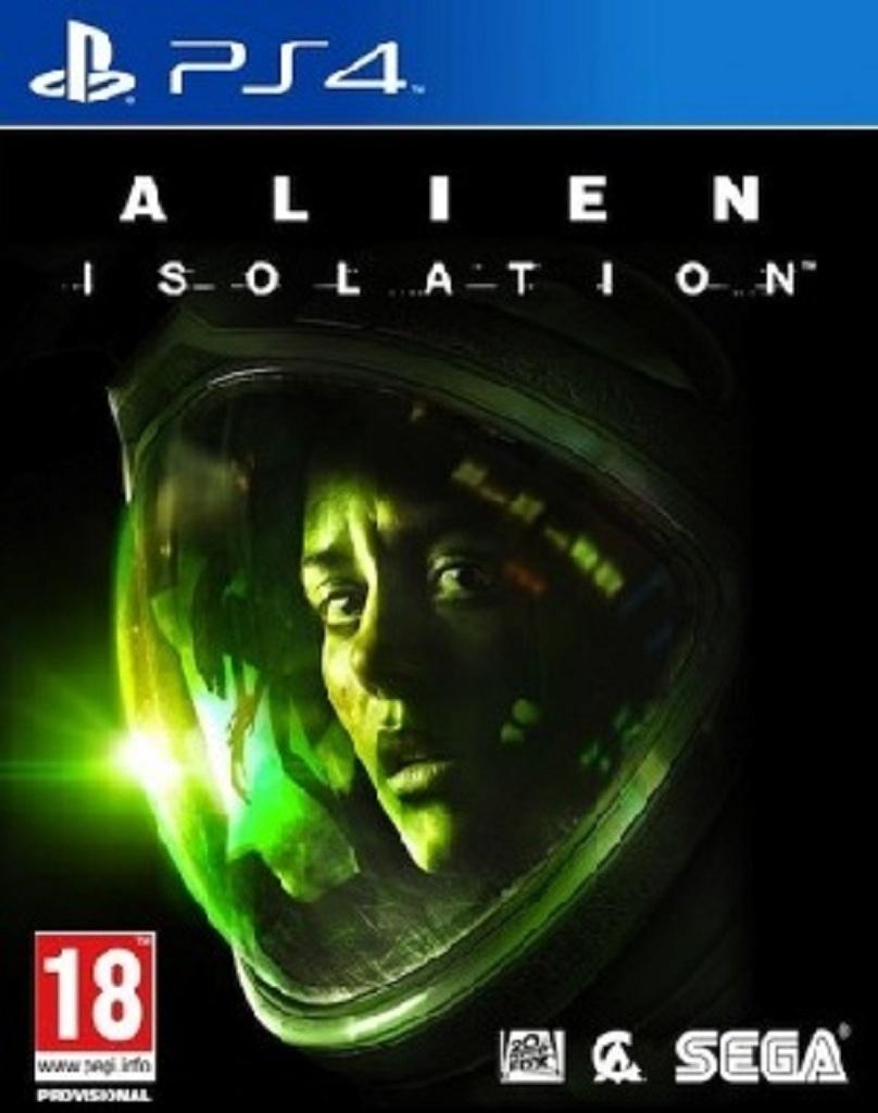 ALIEN ISOLATION (PS4 - bazar)