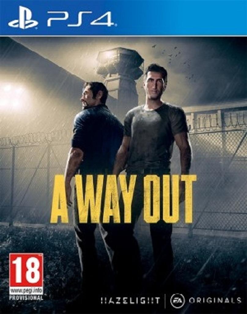 A WAY OUT (PS4 - bazar)