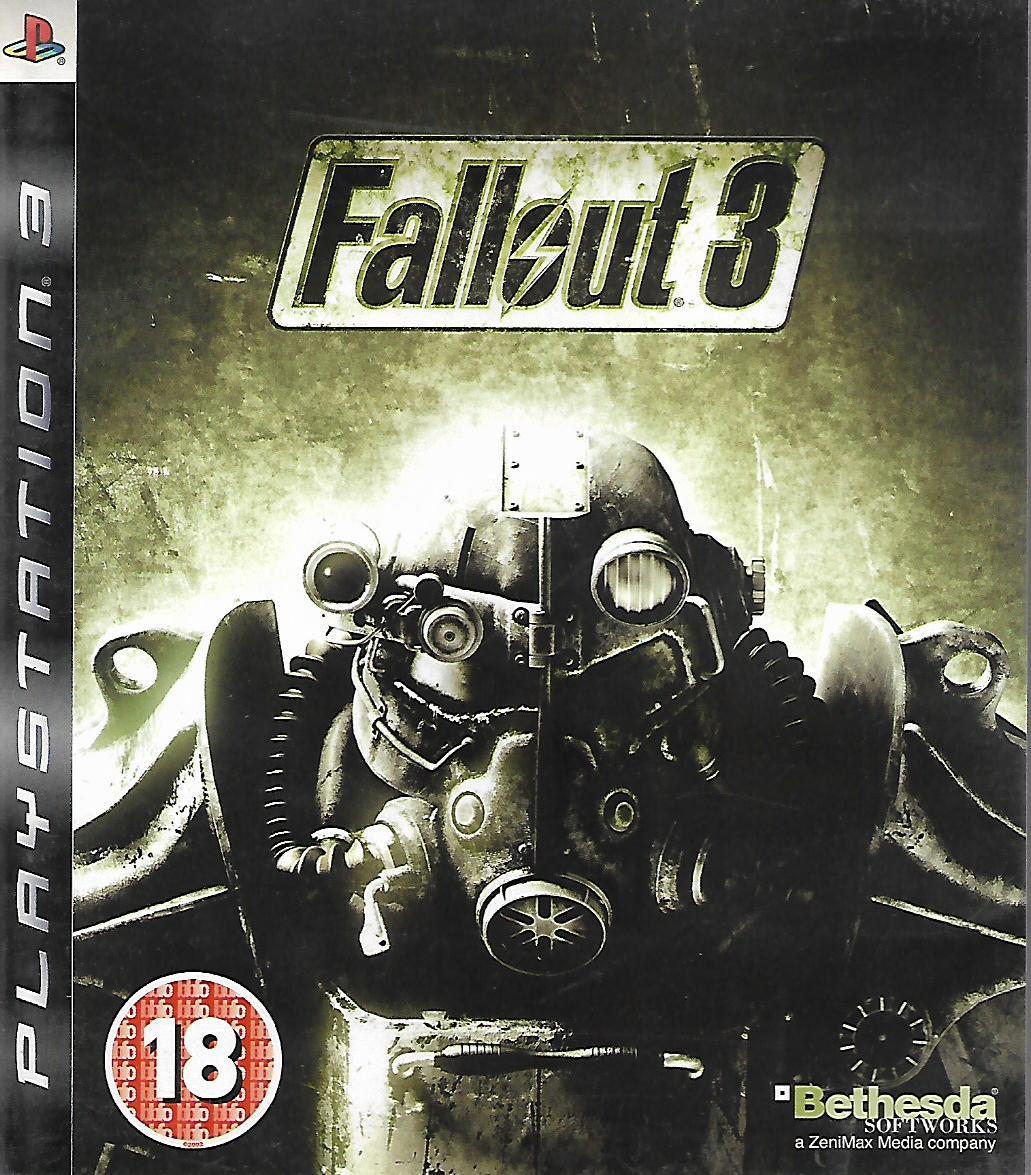 FALLOUT 3 (PS3 - bazar)