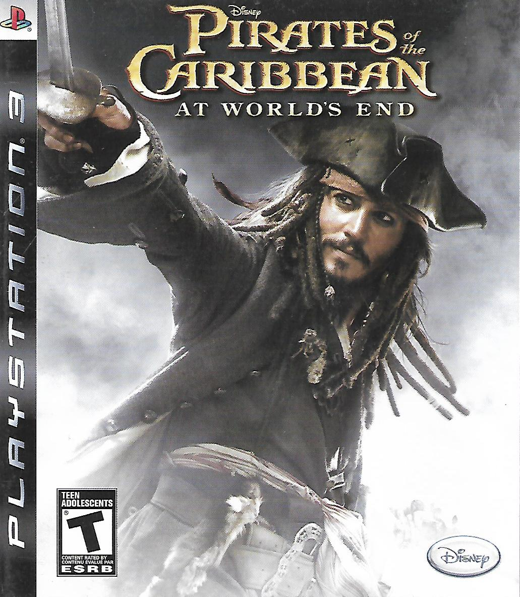 PIRATES OF THE CARIBBEAN - AT WORLD'S END (PS3 - bazar)