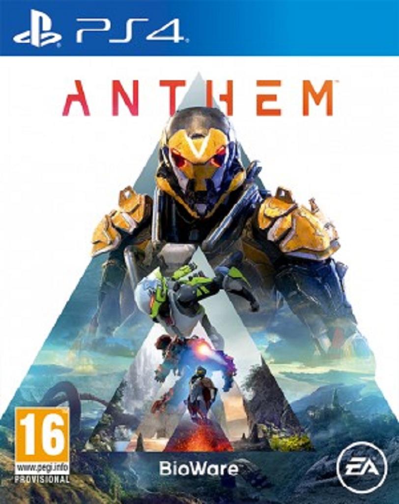 ANTHEM (PS4 - bazar)