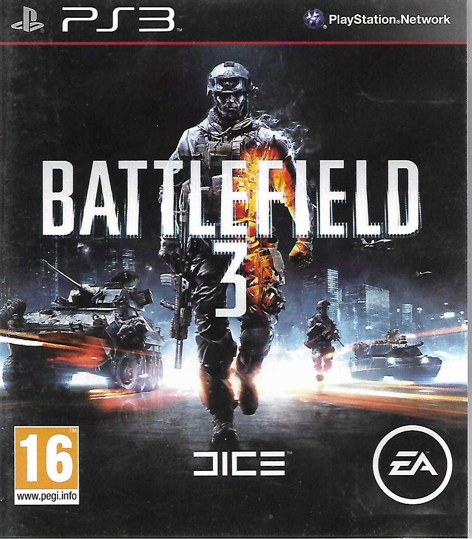 BATTLEFIELD 3 (PS3 - bazar)
