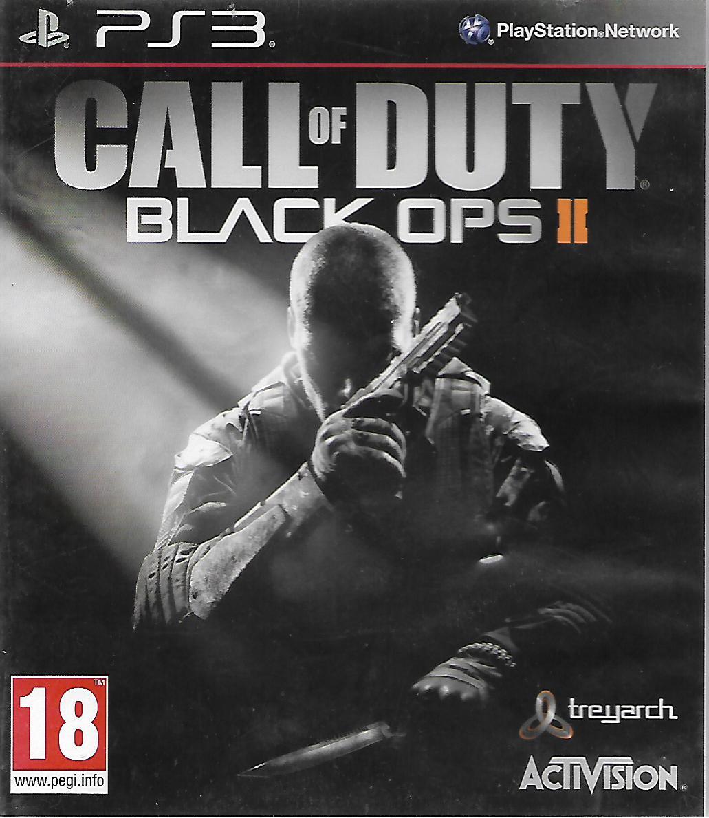 CALL OF DUTY - BLACK OPS II (PS3 - bazar)