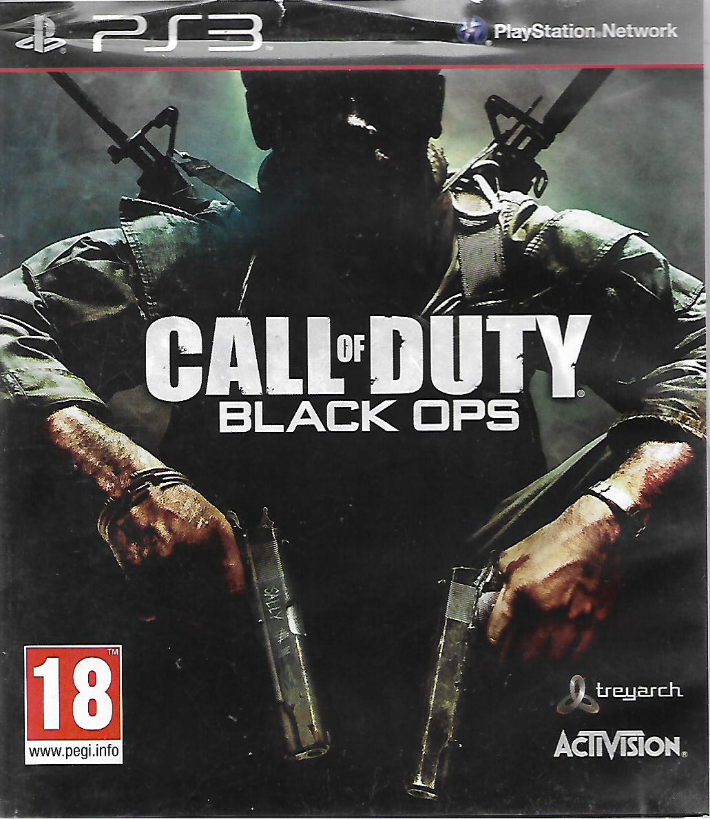 CALL OF DUTY - BLACK OPS (PS3 - bazar)