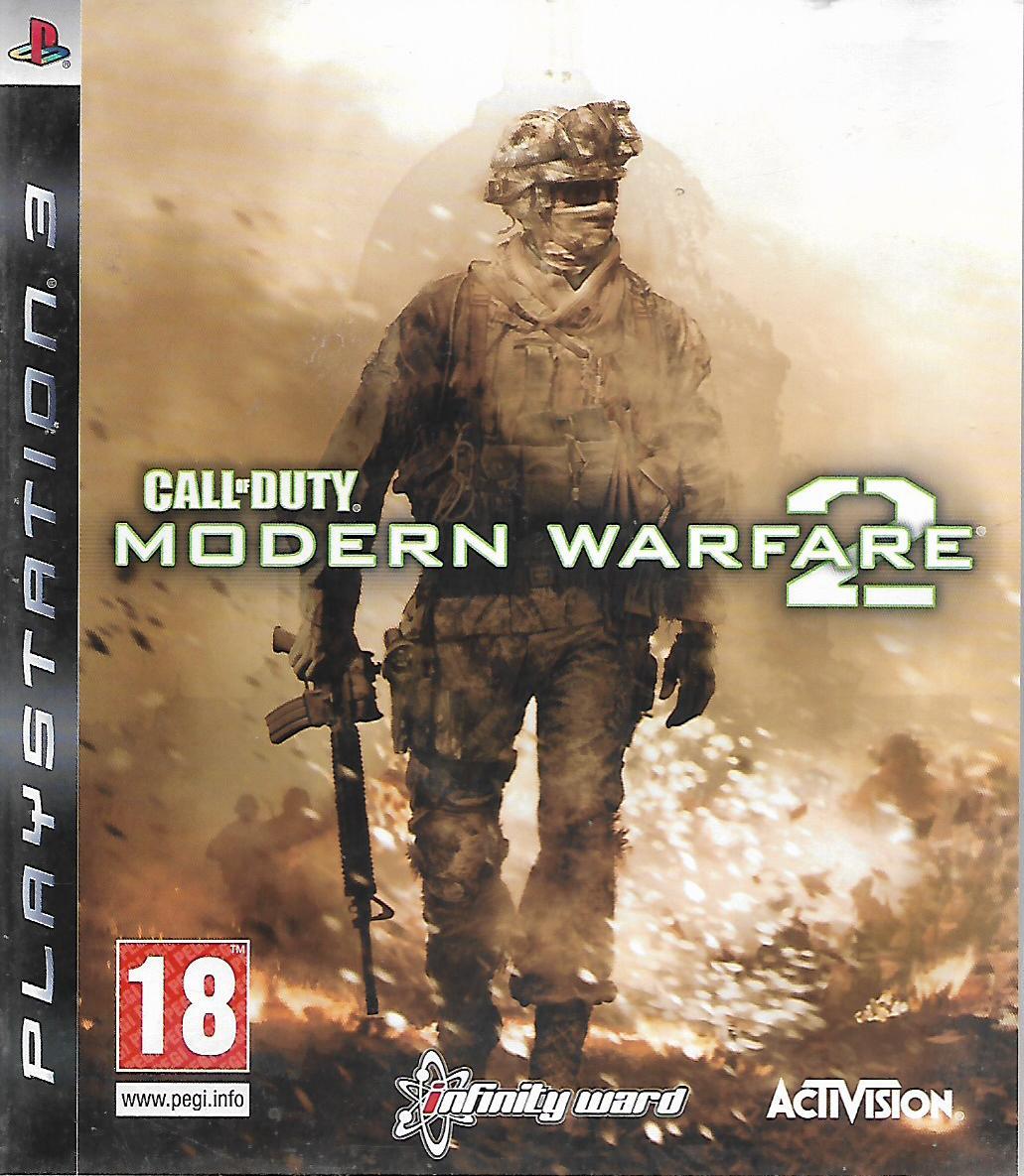 CALL OF DUTY - MODERN WARFARE 2 (PS3 - bazar)