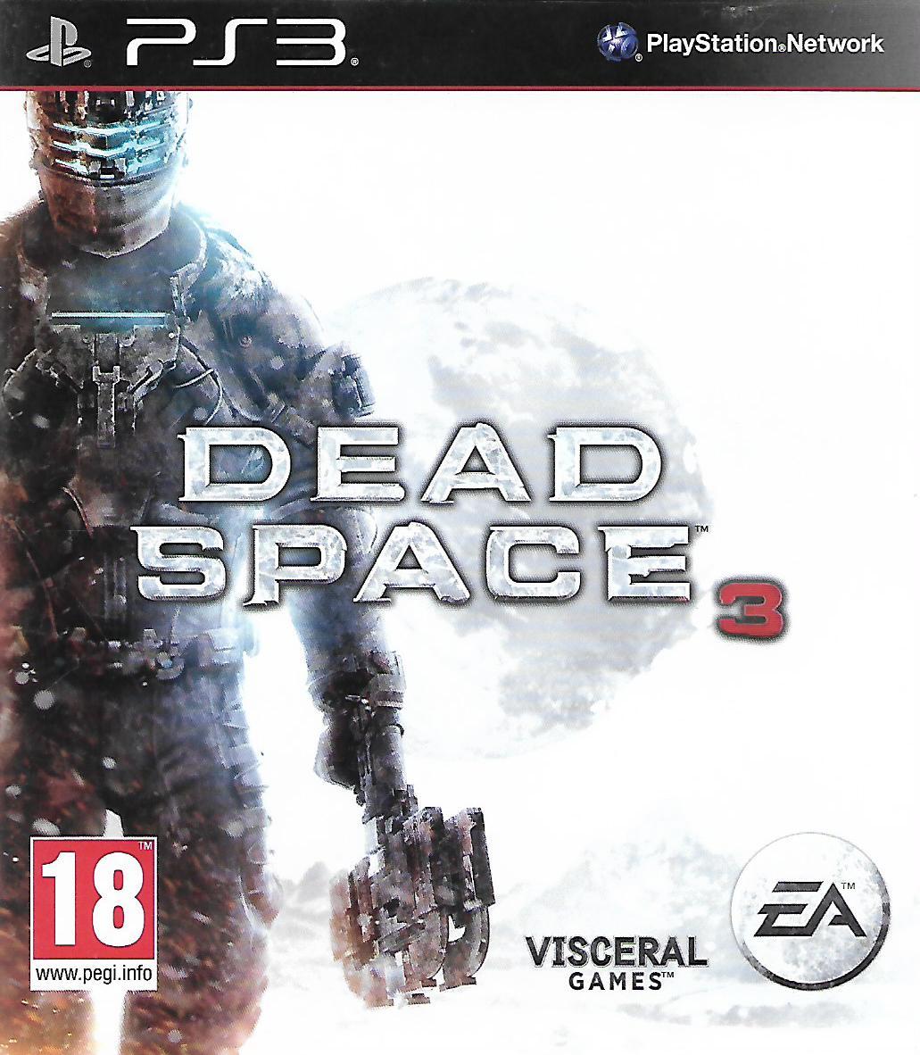 DEAD SPACE 3 (PS3 - bazar)