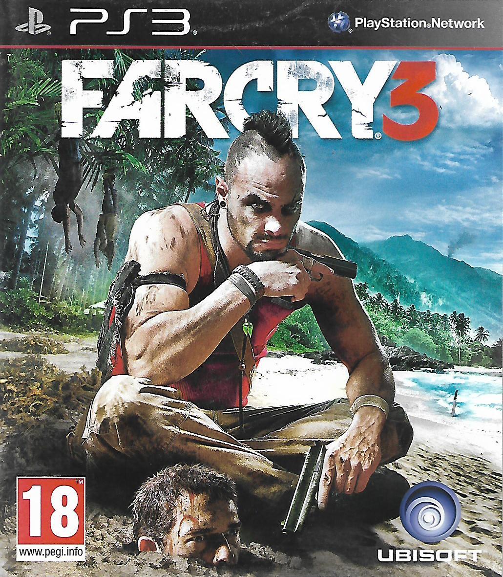 FAR CRY 3 (PS3 - bazar)