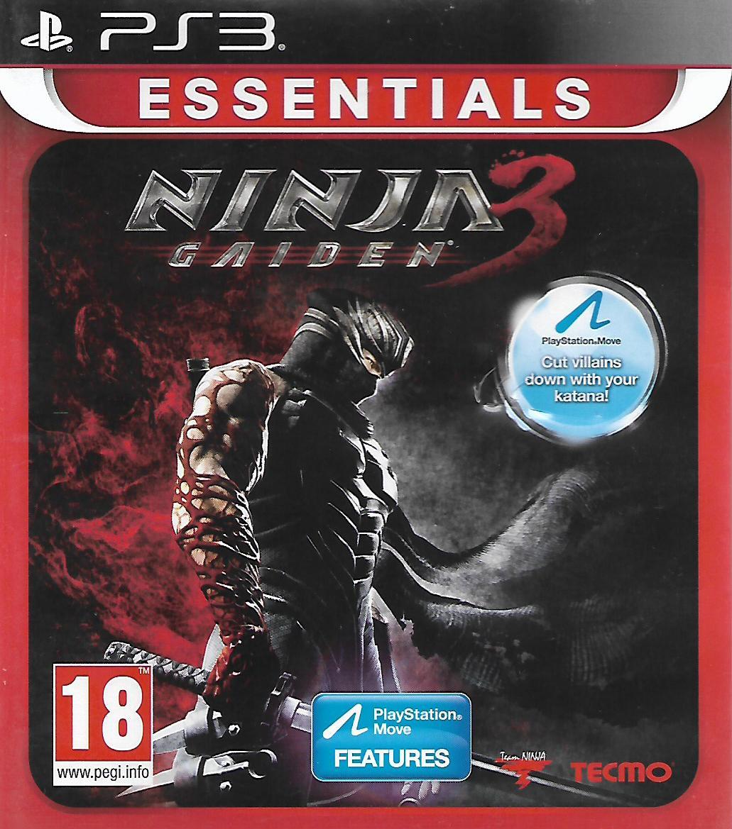 NINJA GAIDEN 3 (PS3 - bazar)