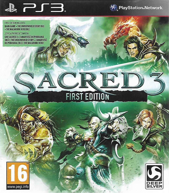 SACRED 3 (PS3 - bazar)