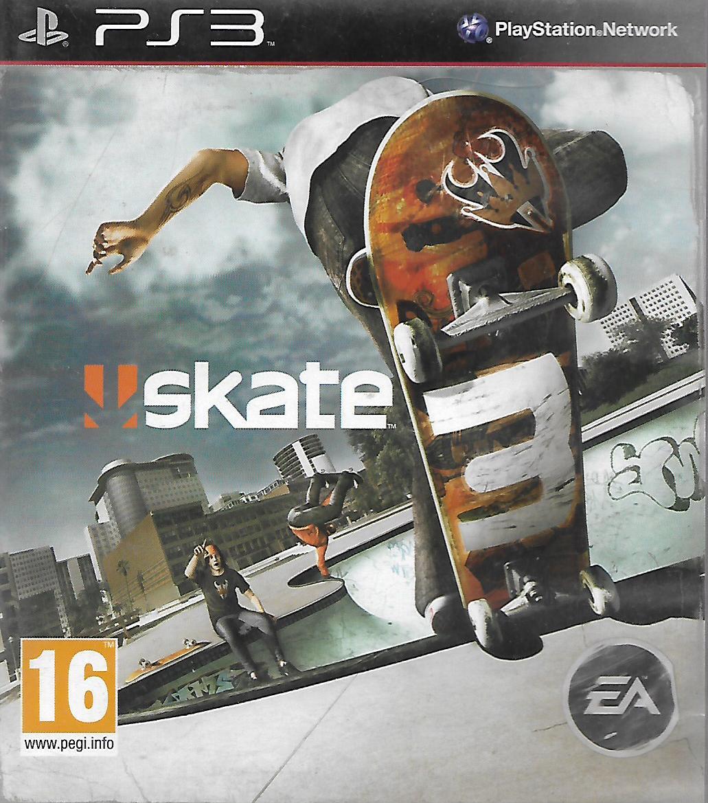 SKATE 3 (PS3 - bazar)