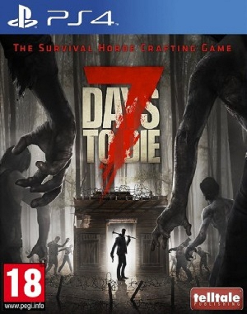 7 DAYS TO DIE (PS4 - bazar)