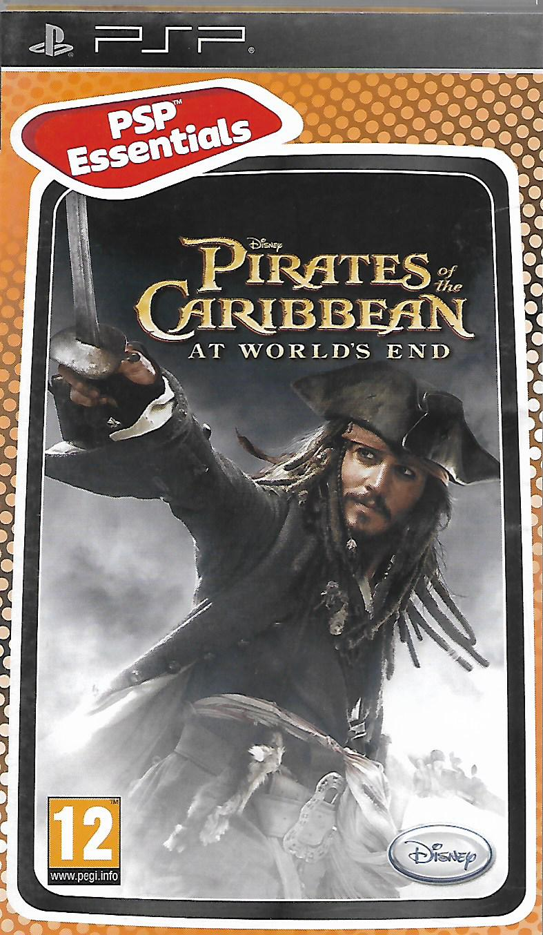 PIRATES OF THE CARIBBEAN - AT WORLD'S END (PSP - bazar)