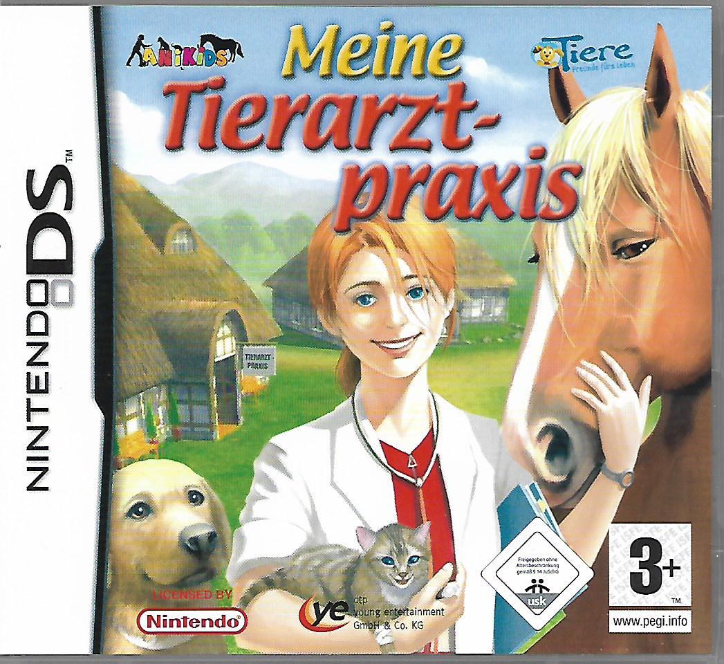MEINE TIERARZT-PRAXIS (MY VETERINARY PRACTICE) (DS - bazar)