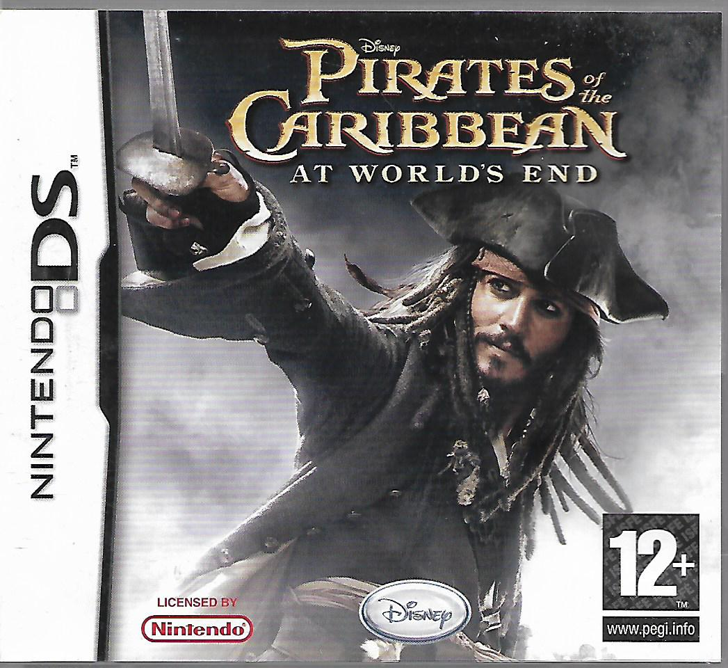 PIRATES OF THE CARIBBEAN AT WORLD'S END (DS - bazar)