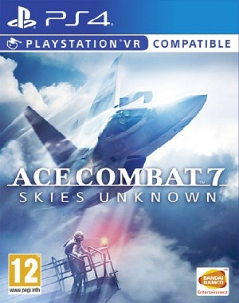 ACE COMBAT 7 SKIES UNKNOWN (PS4 - bazar)