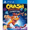 CRASH BANDICOOT 4 ITS ABOUT TIME (PS4 nová)