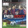 PES 2017 PRO EVOLUTION SOCCER (PS3 bazar)