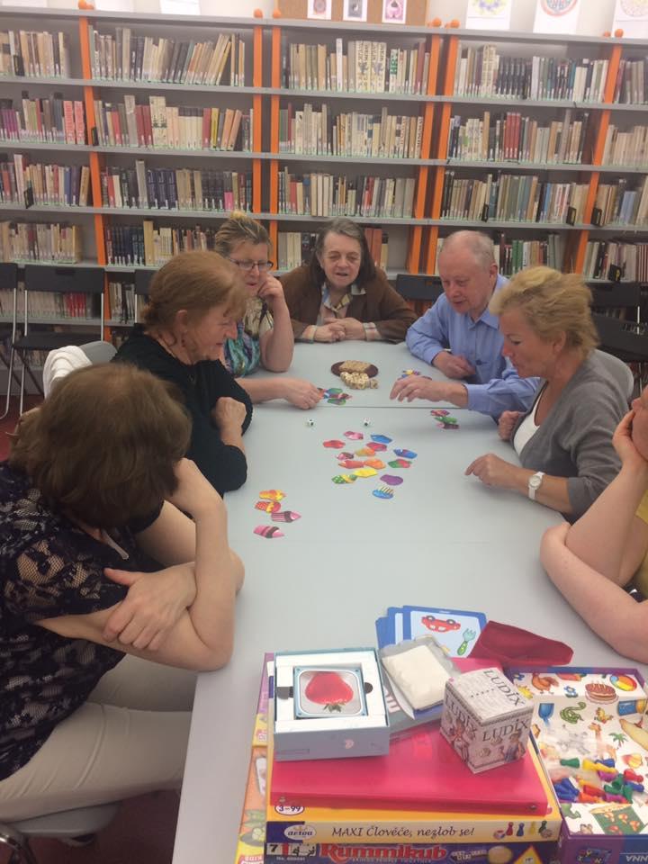 10 let výročí Vinohradské knihovny