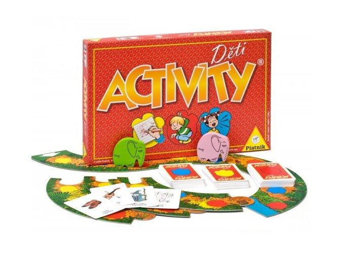 Aktivity Děti