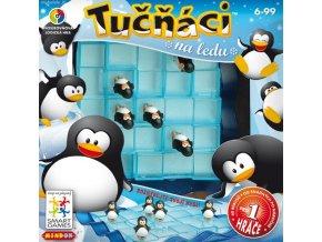 Tučňáci na ledu