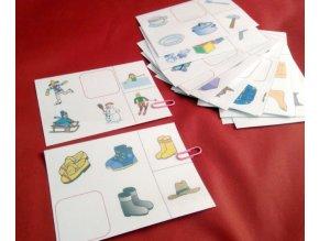 Pomocné kartičky