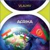 Vědomostní vlajky Afrika