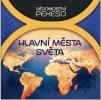 Vědomostní vlajky hlavní města světa