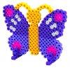 Maxi korálky H8908 motýl 250ks