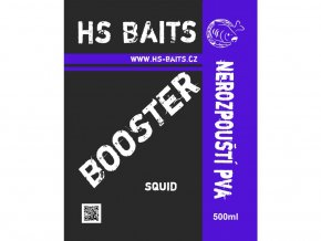 BOOSTER SQUID 500ml