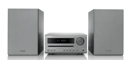 Denon DT-1: nový Hi-Fi minisystém s CD s Bluetooth