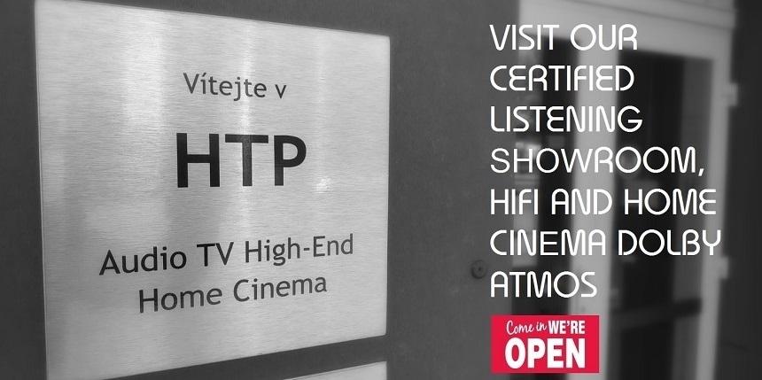 HTP poslechové studio