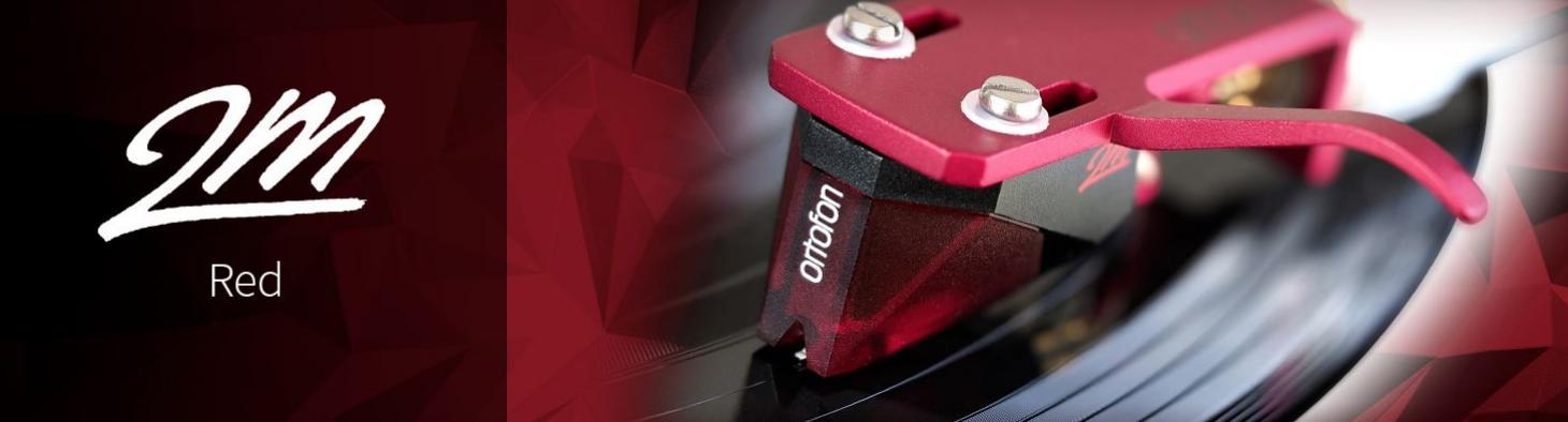Ortofon 2M Red - Absolutní vítěz a reference základní třídy