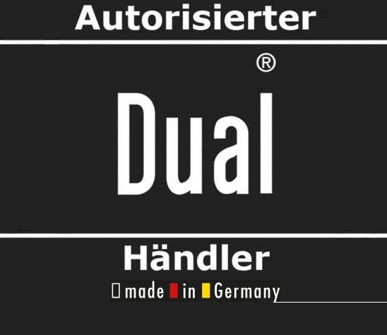 Gramofonové přístroje značky DUAL