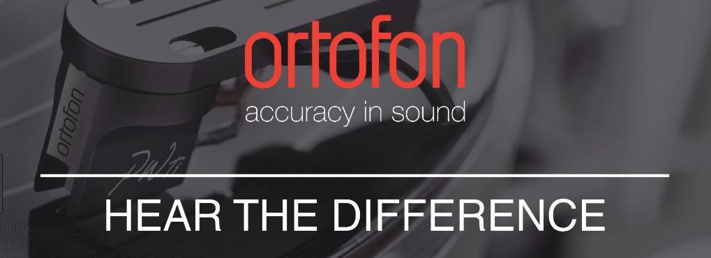 ORTOFON - číslo jedna v přenoskách
