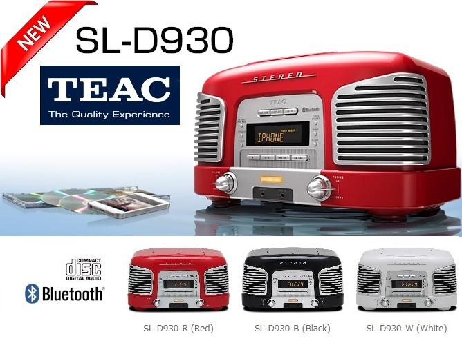 Teac SL-D930 skladem !!!