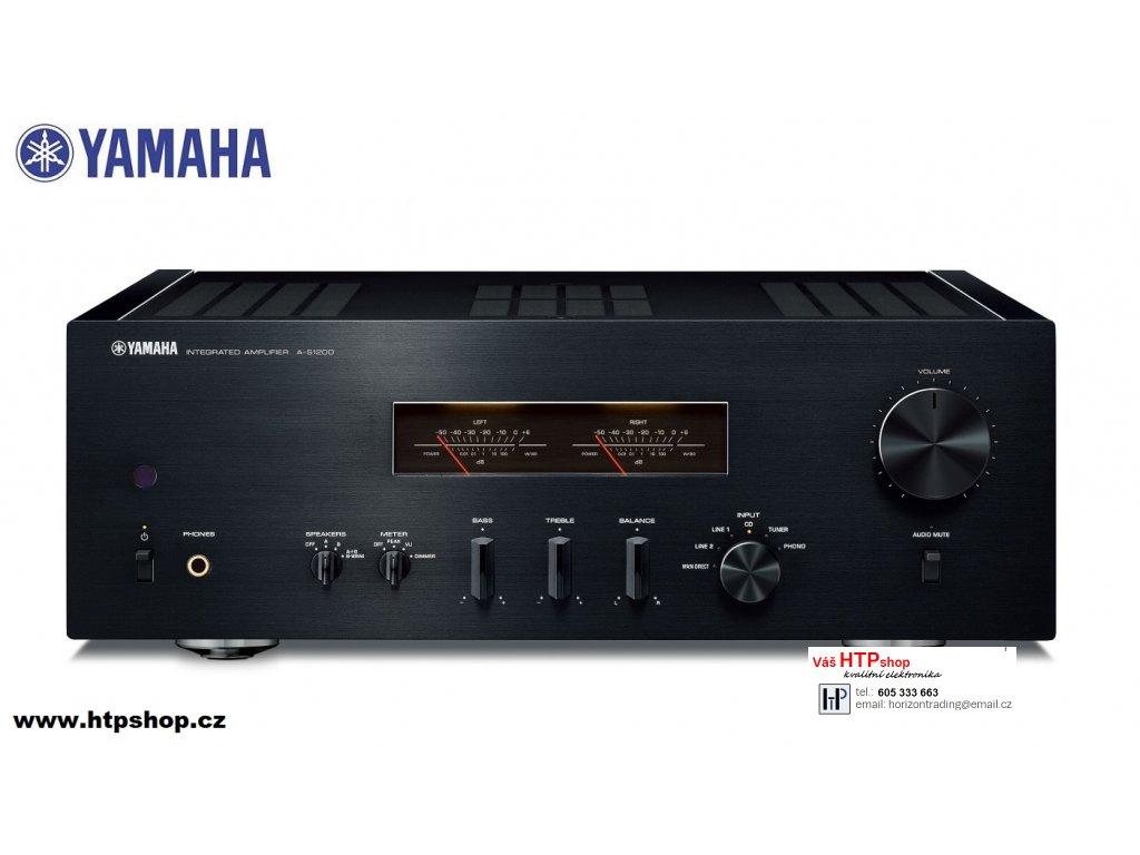 Yamaha A S1200 Black