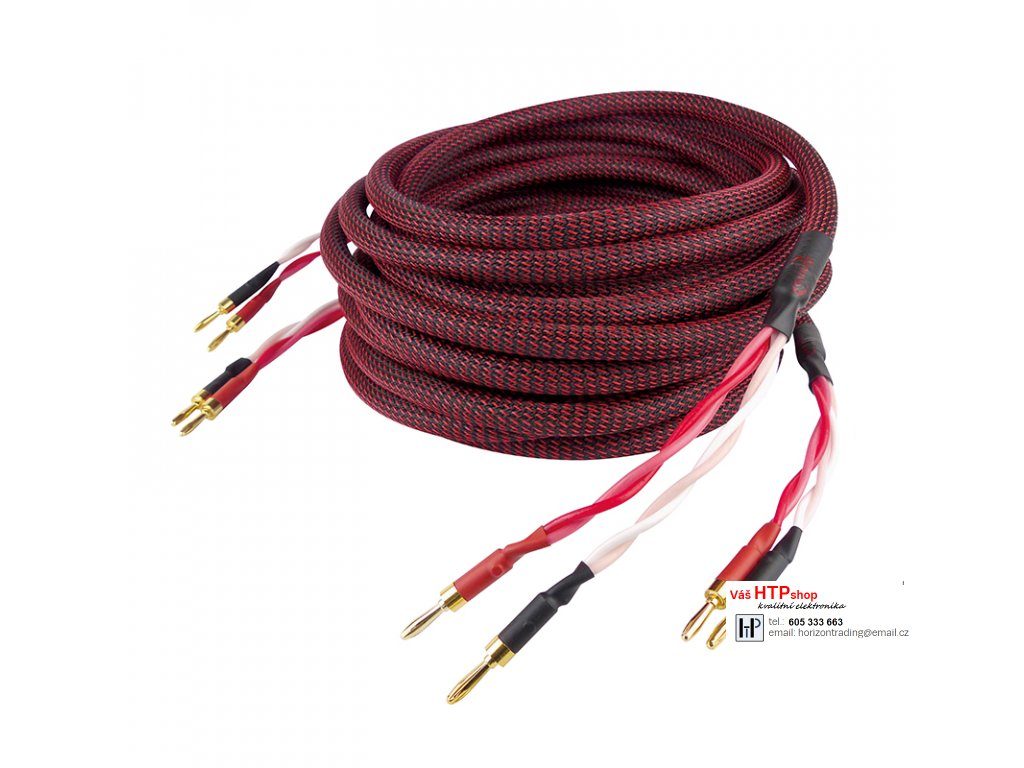 Dynavox - Perfect Sound Speaker Cable 2x5,0m
