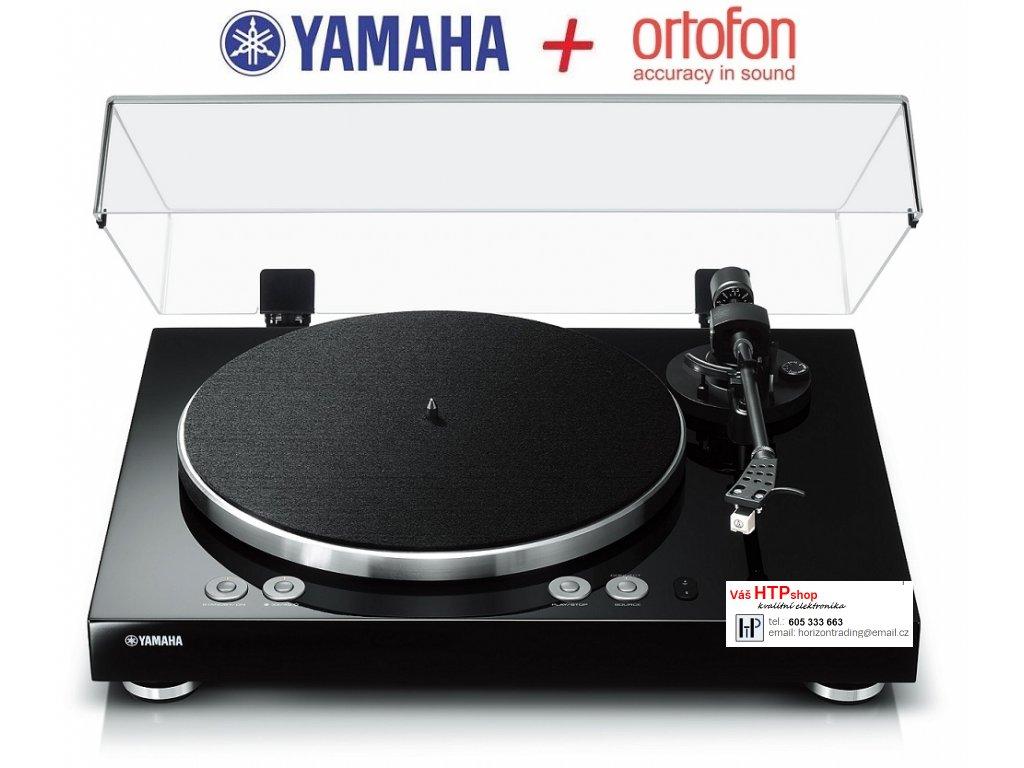 Yamaha MusicCast VINYL 500 Black 1
