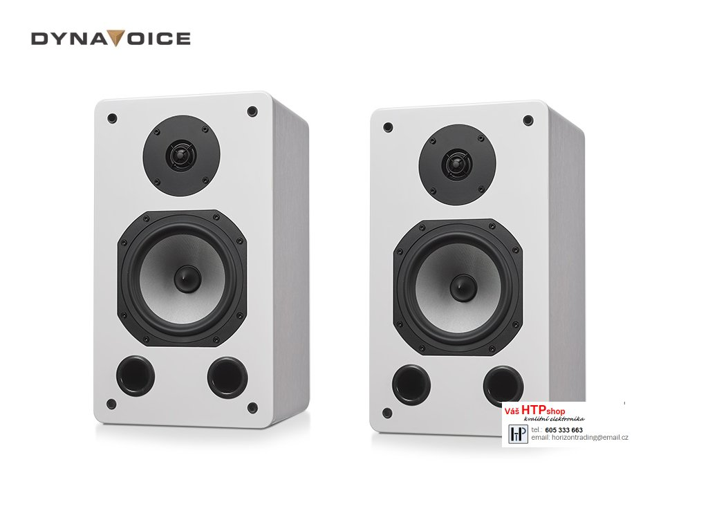 Dynavoice Challenger S 6 White