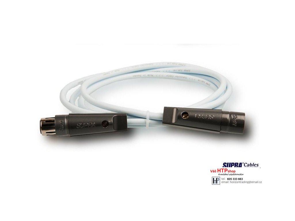 SUPRA Sublink XLR/f to XLR/m