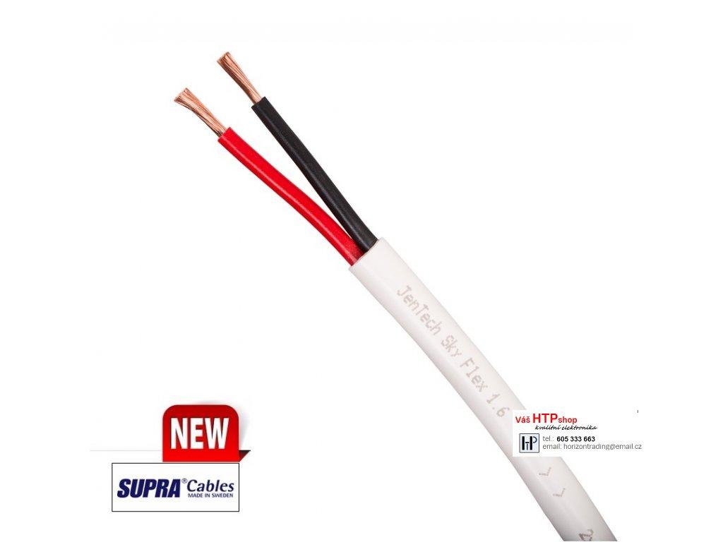 SUPRA by JenTech SKY FLEX 2X1.6 WHT