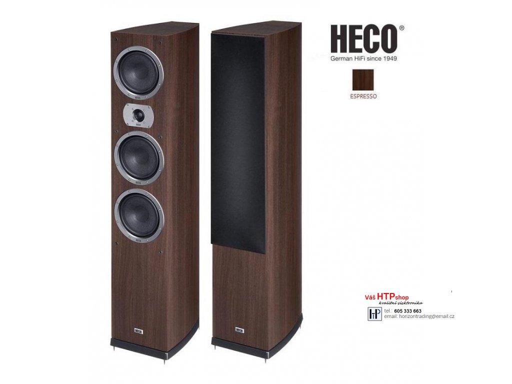 Heco Victa Prime 702 Espresso