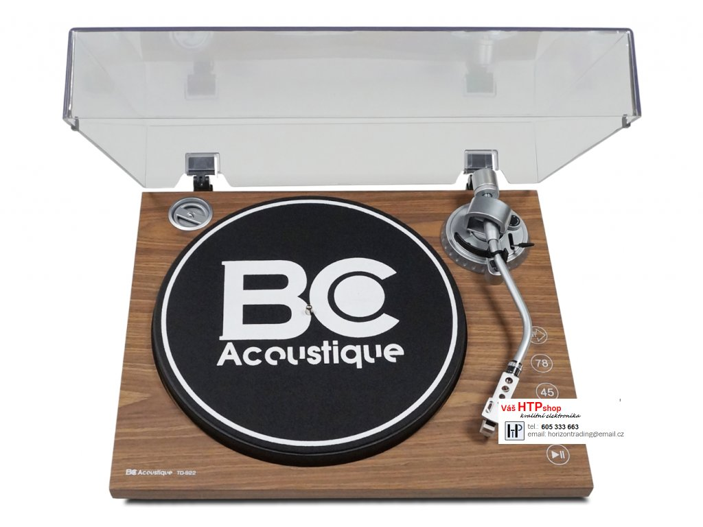 BC Acoustique TD-922 TURNTABLE - BLUETOOTH